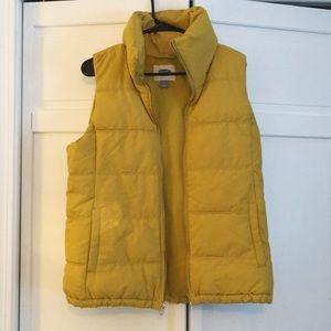 Mustard Vest